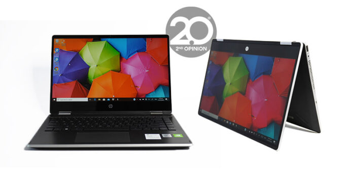 Testing the HP Pavilion x360—a notebook and tablet in one
