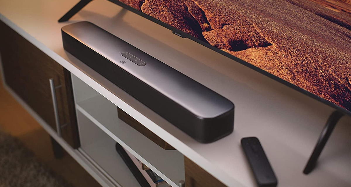 JBL Bar 2.0 - a must-have for your smart TV