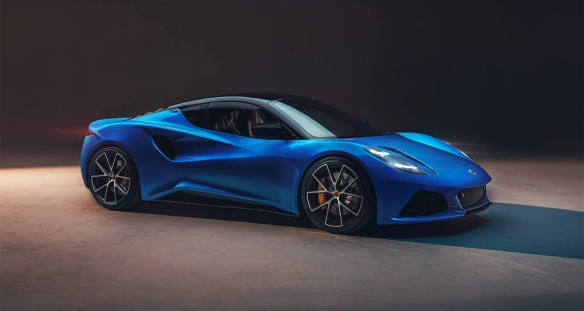 Lotus unleashes the Emira—The last internal combustion-engine Lotus