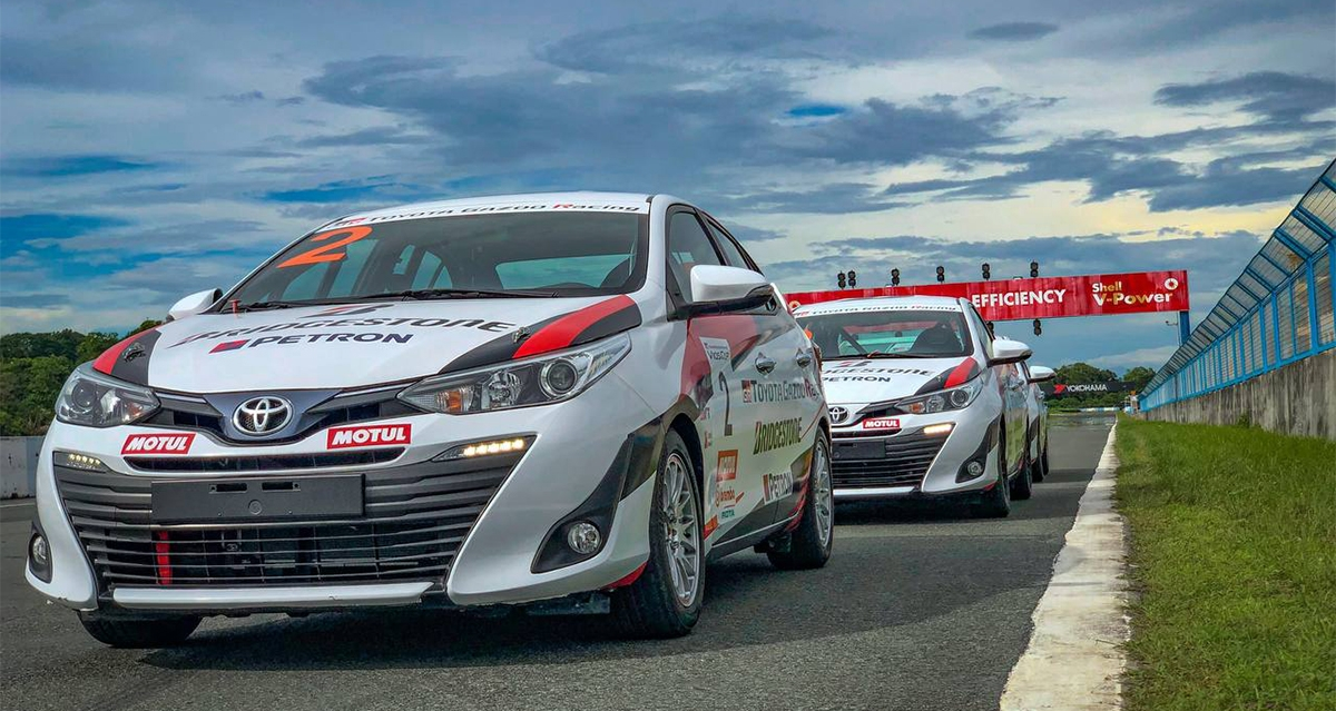 Local motorsports heats up with the return of the Toyota Gazoo Racing Vios Cup